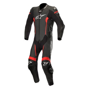 Alpinestars Missile Race Suit For Tech Air Race (Color: Black/Red / Size: 56) 1240841