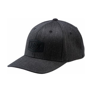 100 Trek Flexfit Hat (Color: Charcoal Heather / Size: LG-XL) 1243877