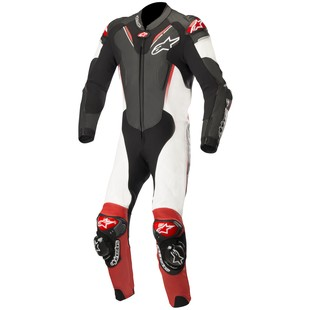 Alpinestars Atem v3 Race Suit (Color: Black/White/Red / Size: 54) 1242781