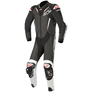 Alpinestars Atem v3 Race Suit (Color: Black/White / Size: 60) 1242777