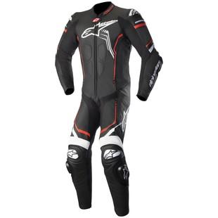 Alpinestars GP Plus v2 Race Suit (Color: Black/White/Red / Size: 50) 1242740