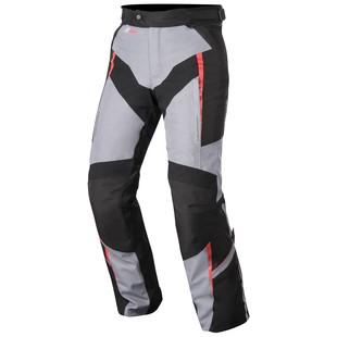 Alpinestars Yokohama Drystar Pants (Color: Dark Grey/Black/Red / Size: 3XL) 1242660