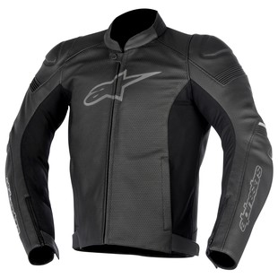 Alpinestars SP-1 Jacket (Color: Black/Red / Size: 58) 1242467
