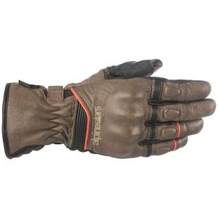 Alpinestars Oscar Cafe Divine Drystar Gloves (Color: Brown/Black / Size: XL) 1241906