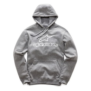 Alpinestars Always Hoody (Color: Charcoal Heather / Size: XL) 1243147