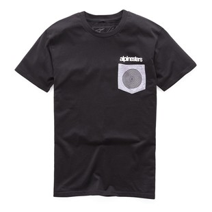 Alpinestars Oscar Pocket Spiral T-Shirt (Color: Black / Size: XL) 1242991