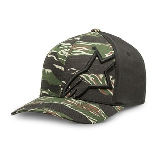 Alpinestars Corp Camo Hat (Color: Military Green / Size: SM-MD) 1242984