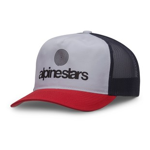 Alpinestars Oscar Origin Hat (Color: Red) 1242961
