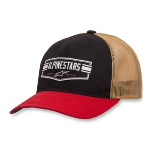 Alpinestars Emblem Hat (Color: Black) 1242962