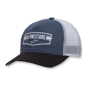 Alpinestars Emblem Hat (Color: Blue) 1242963