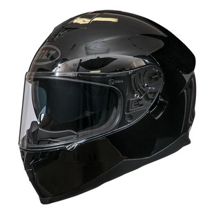 Bilt Force Helmet (Color: Black / Size: MD) 1196864