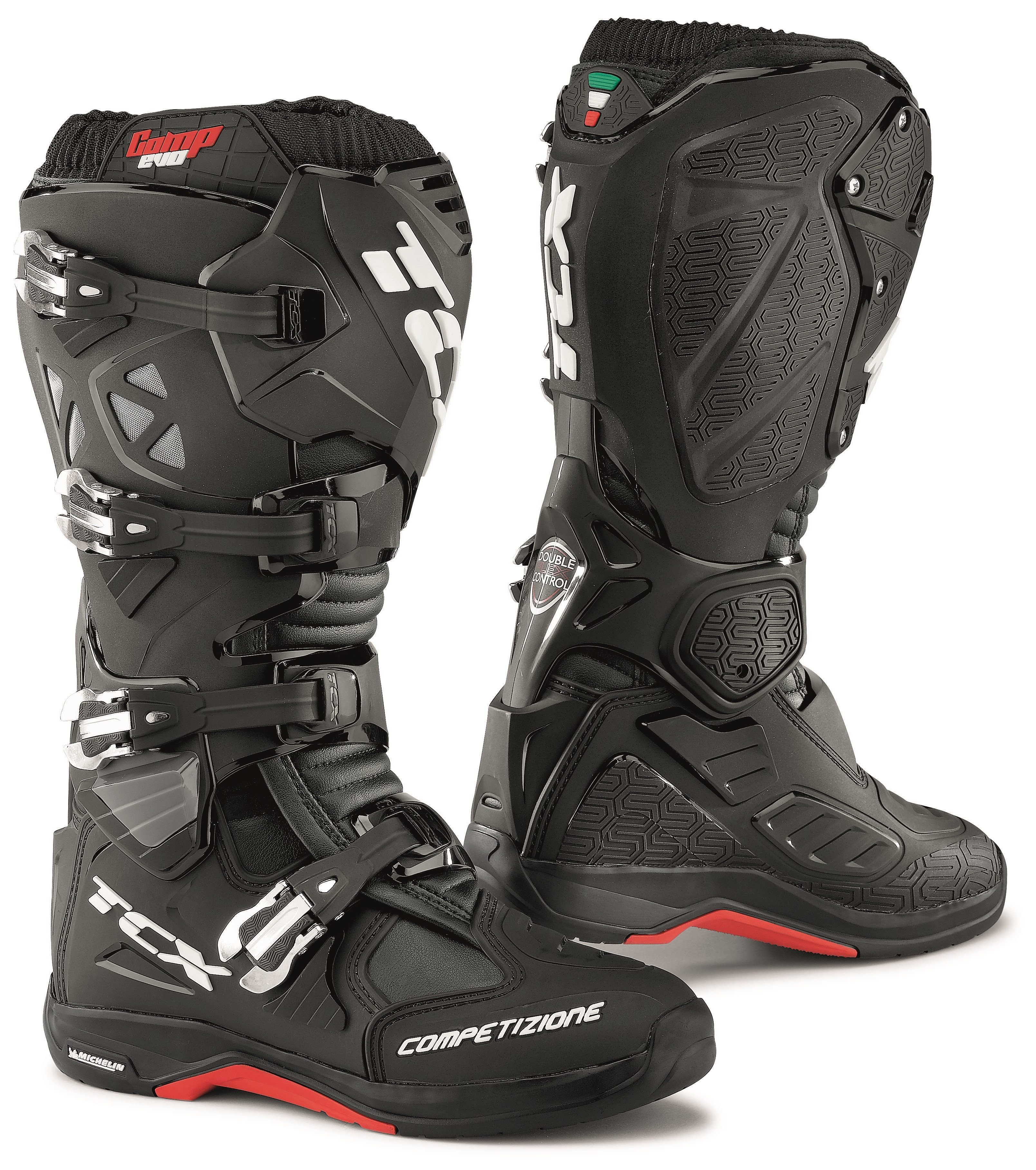 199a4056c10d2 TCX Comp EVO 2 Michelin Boots - Cycle Gear