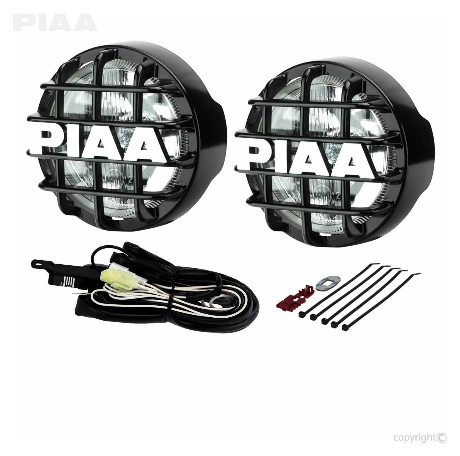 Piaa 510 Wiring Diagram Libraries Harness Librarypiaa Star White Atp Light Kit Cycle Gear
