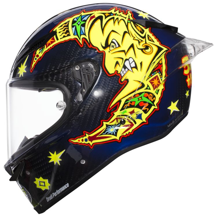 AGV Pista GP R Carbon Rossi 20 Years Helmet