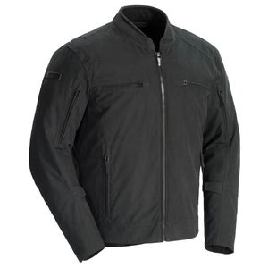 Tourmaster ADVANCED Jacket Black//Hi Viz