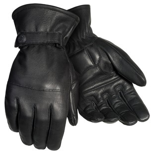 Tour Master Custom Midweight 2.0 Gloves (Color: Black / Size: 3XL) 1247161