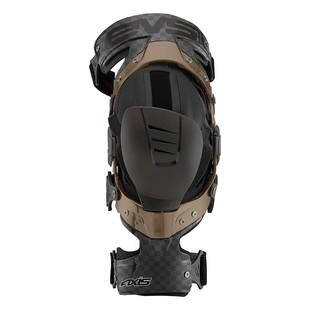 EVS Axis Pro Knee Brace (Type: Pair/Copper / Size: LG) 1248566