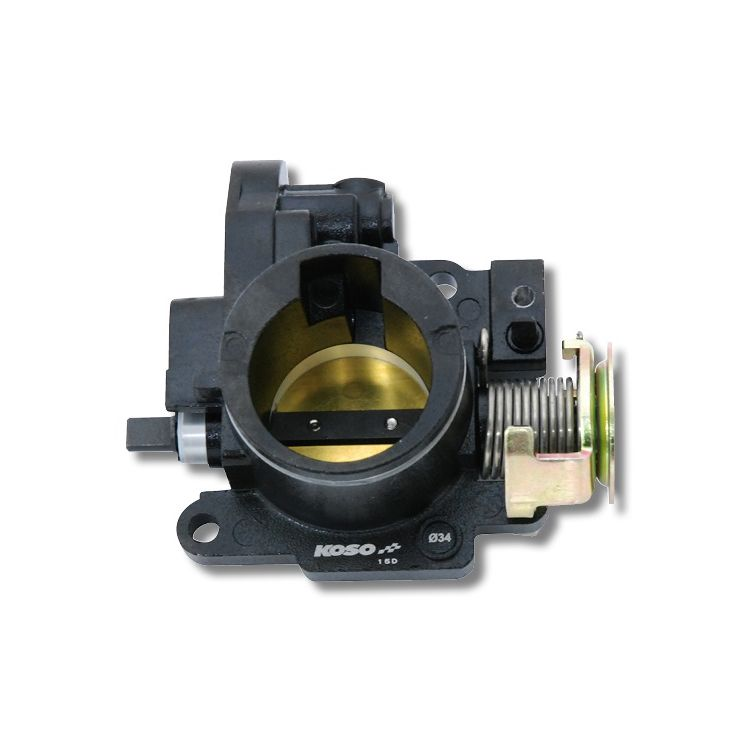 Koso 34MM Throttle Body Honda Grom 2014-2015