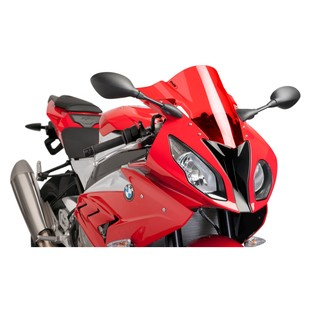 Puig Racing Windscreen BMW S1000RR 2015-2018 (Color: Red) 1038229