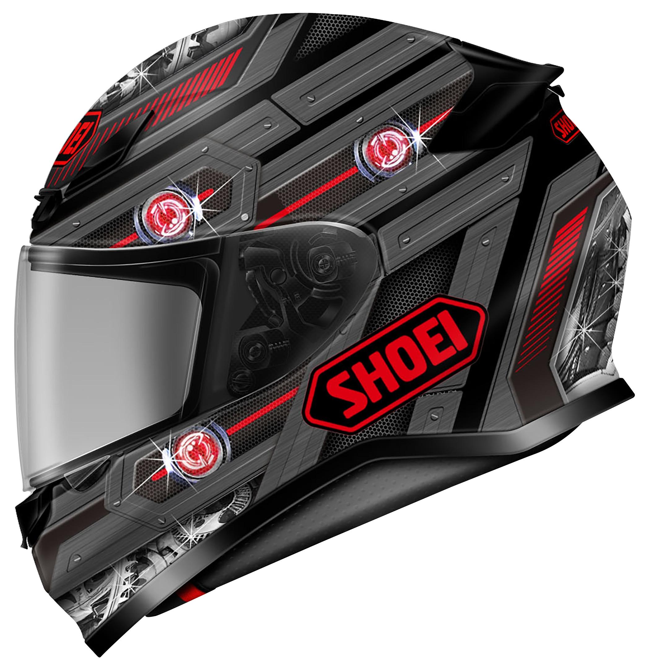 shoei rf 1200 trooper helmet cycle gear. Black Bedroom Furniture Sets. Home Design Ideas
