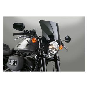 National Cycle Mohawk Universal Windscreen - Headlight Mount