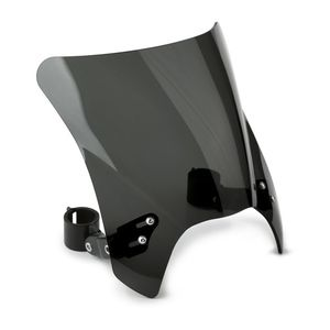 """National Cycle N25041 Tint Deflector Motorcycle Windscreen w 7//8/"""" Quickset Mount"""