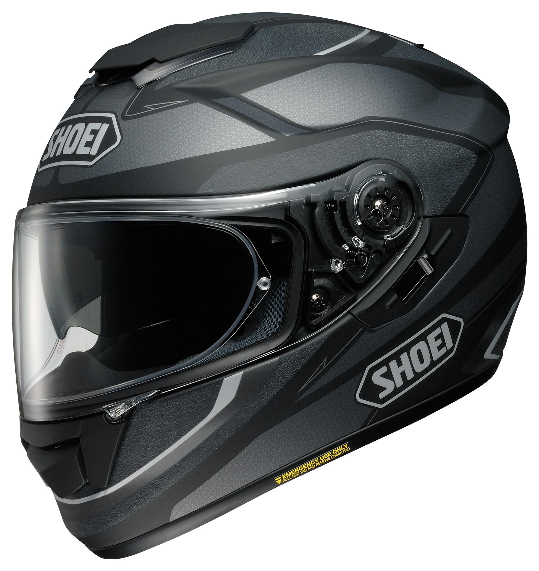 Shoei Gt Air >> Shoei GT-Air Swayer Helmet - Cycle Gear