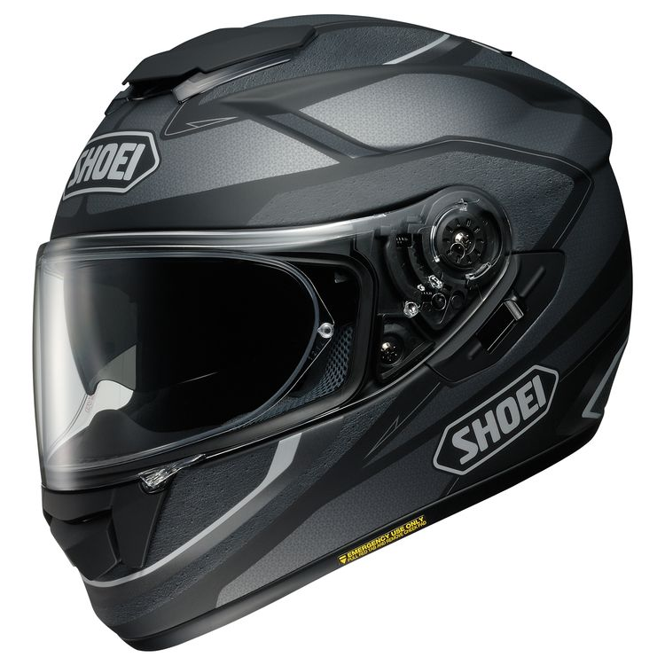 shoei gt air swayer helmet cycle gear
