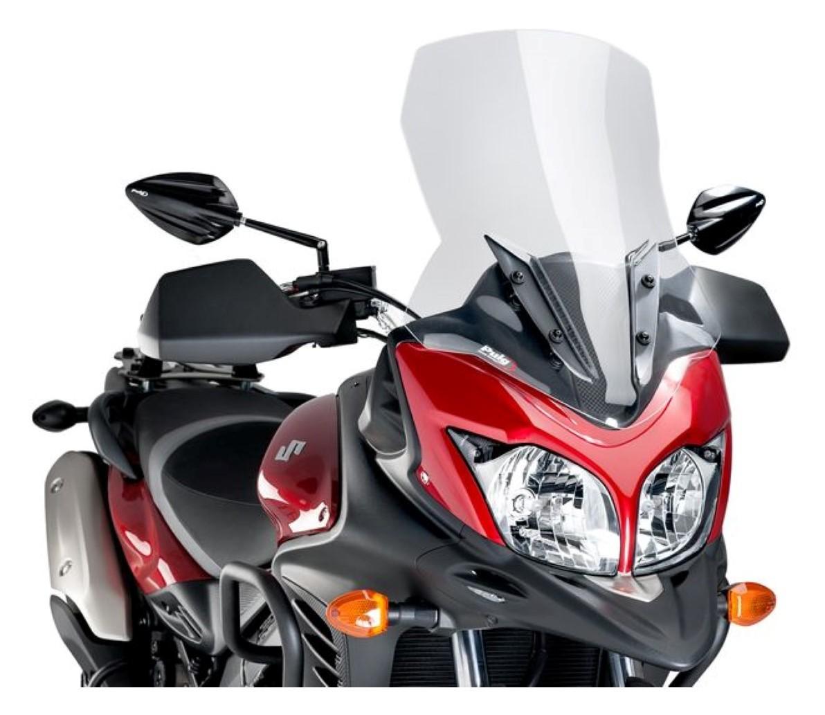 Pro Taper Handlebars >> Puig Touring Windscreen Suzuki V-Strom 650 2012-2016 ...