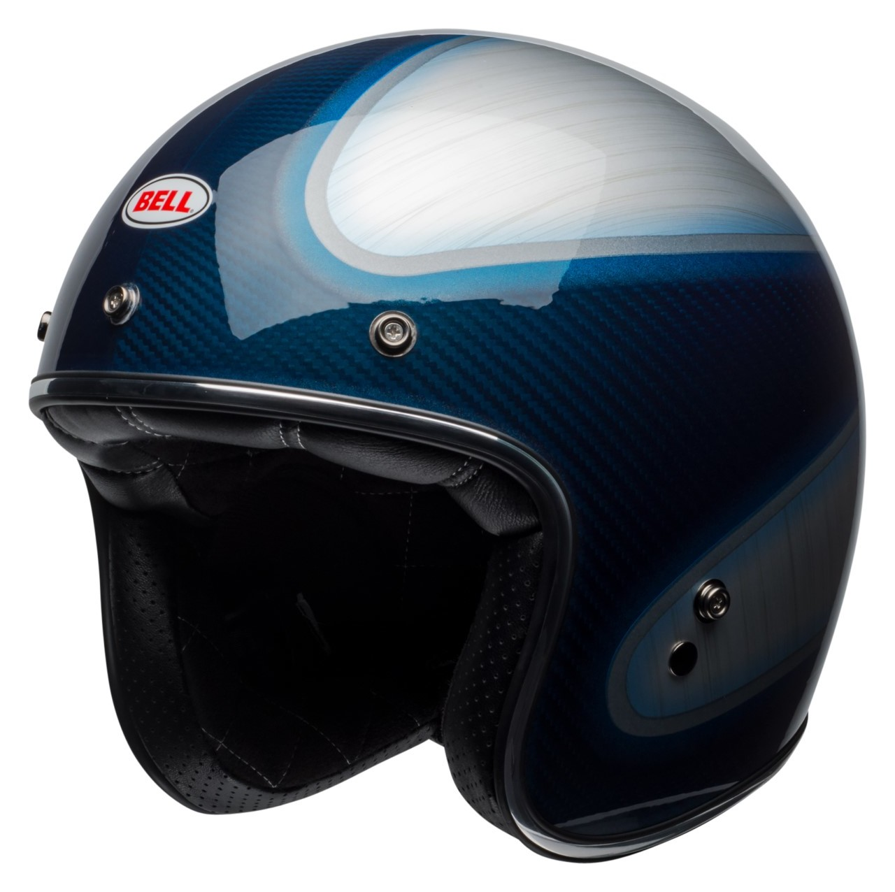 Bell Racing Helmets >> Bell Custom 500 Carbon RSD Jager Helmet (MD) - Cycle Gear