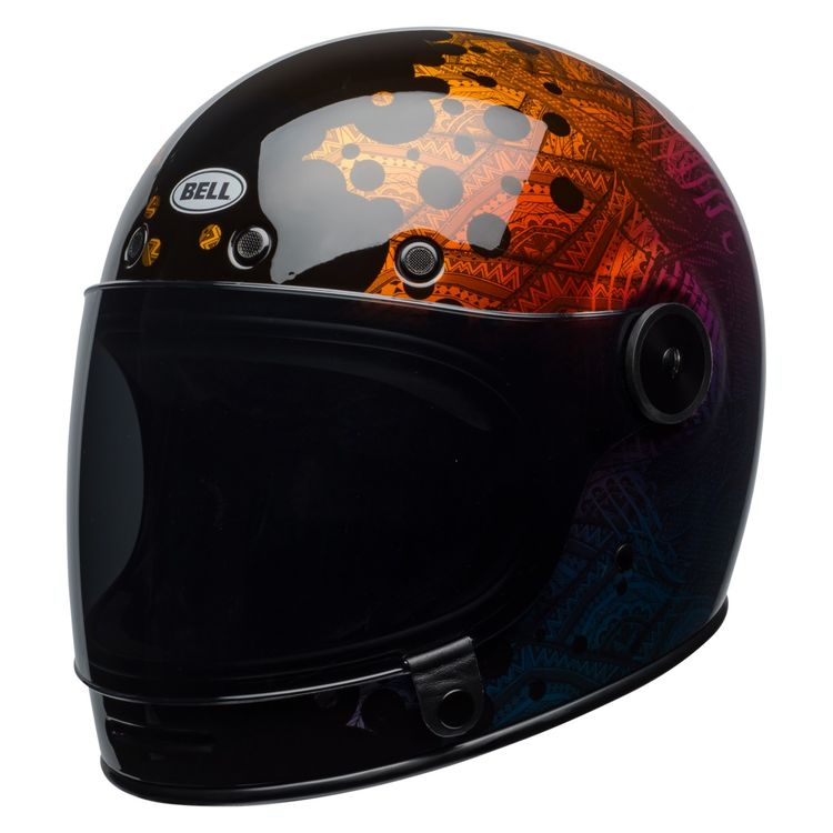 Bell Bullitt Hart Luck Bubbles Helmet