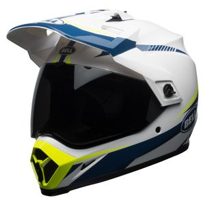 6987b7a6 Bell MX-9 ADV Face Shield - Cycle Gear