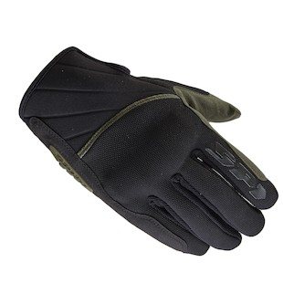 Spidi Squared Gloves - Closeout (Color: Military Green / Size: 2XL) 1098883