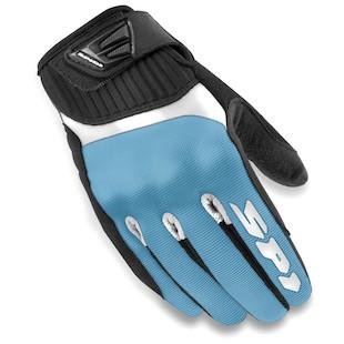 Spidi G-Flash Women's Gloves - Closeout (Color: Blue / Size: MD) 1098723