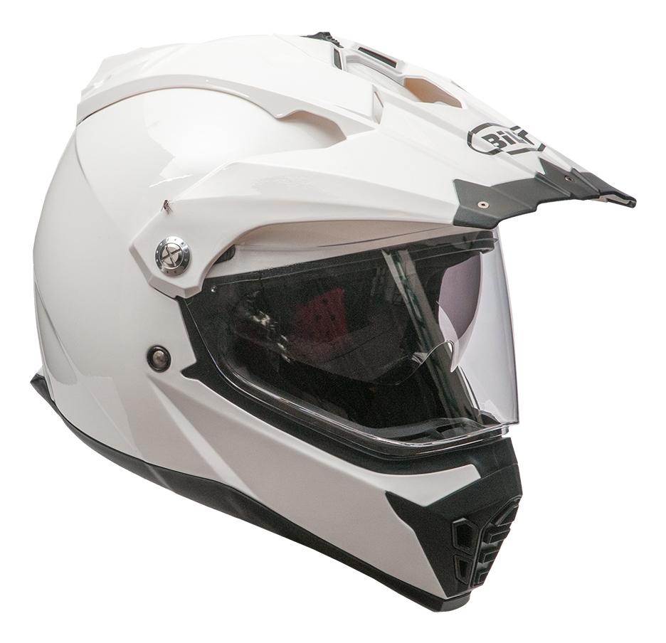 a0a654a5 Bilt Techno 2.0 Sena Bluetooth Adventure Helmet - Cycle Gear