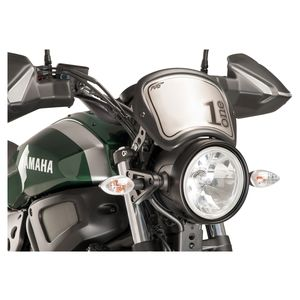 Puig Front Number Plate Yamaha XSR700 2018
