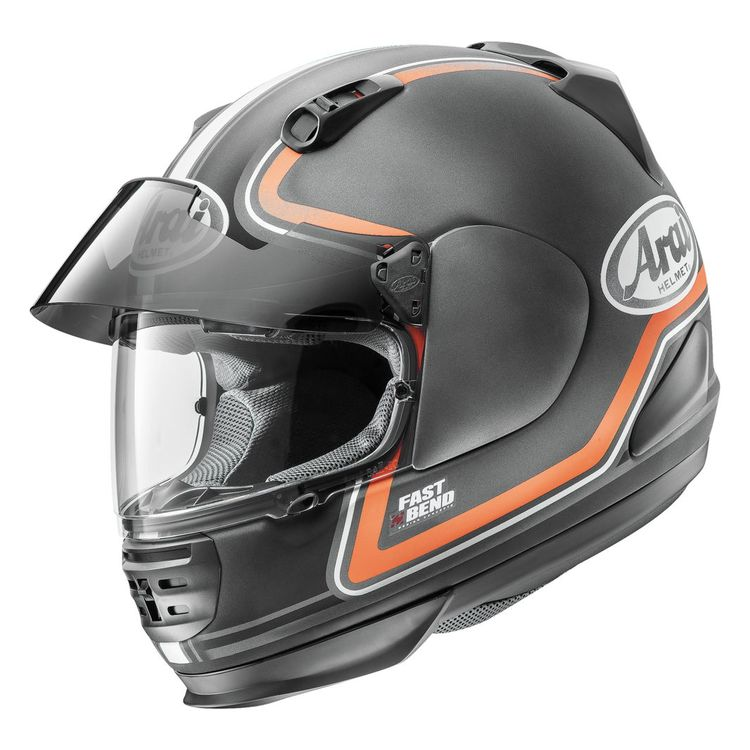 Orange/Black Frost