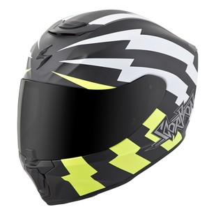 Scorpion EXO-R420 Tracker Helmet (Color: Red/White/Blue / Size: XS) 1253576