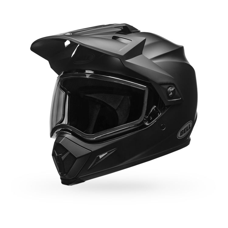 Bell Dual Sport Helmet >> Bell Mx 9 Adventure Snow Helmet Dual Lens Cycle Gear