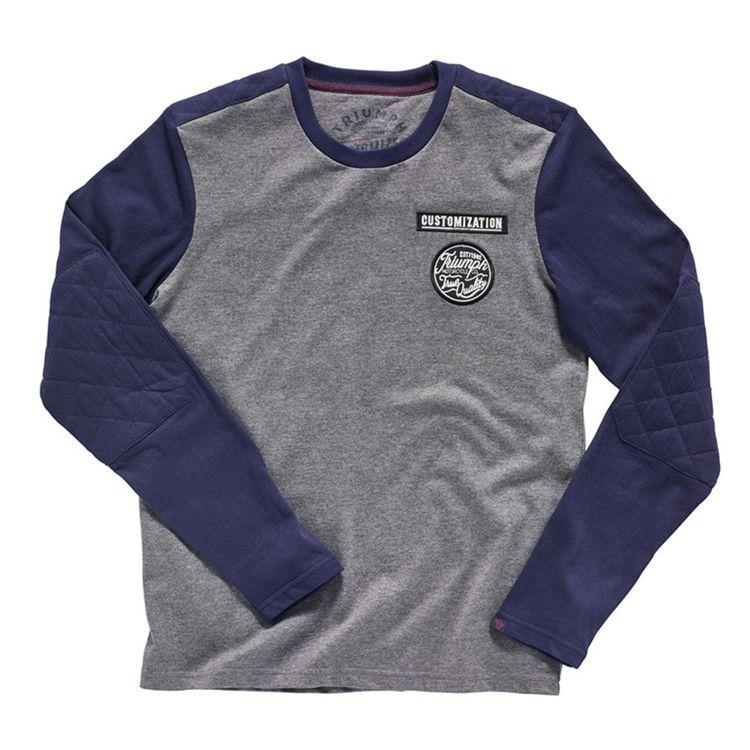 Grey/Navy