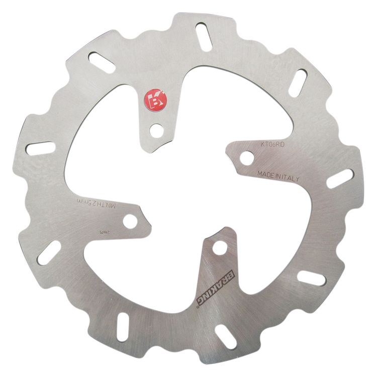 Braking W Fix Rear Rotor Kawasaki 125cc-650cc 1989-2007