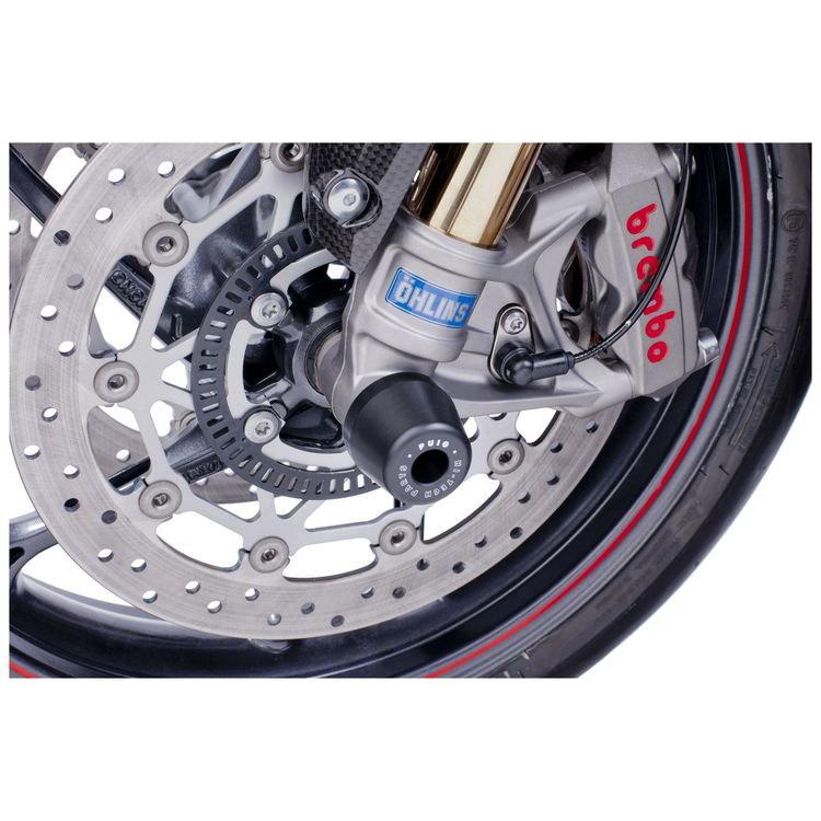 Puig Axle Sliders Front BMW G310R / G310GS