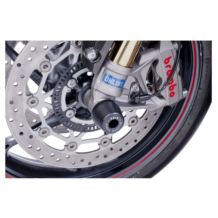 Puig Axle Sliders Front Ducati Monster 821 / Supersport 2015-2018