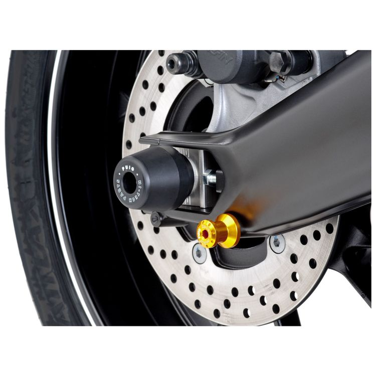 Puig Axle Sliders Rear BMW R Nine T Racer / R1200 / GS / GSA / R / RS / R1250GS