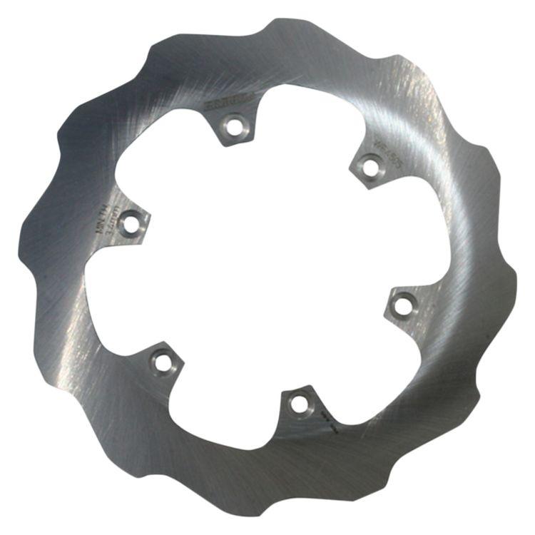 Braking Solid Rear Rotor