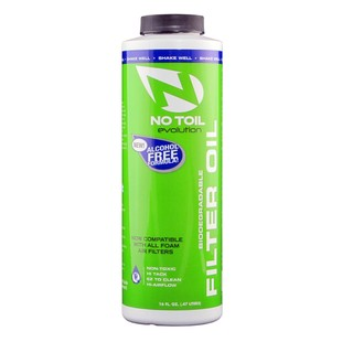 No Toil Evolution Air Filter Oil (Size: 16 oz) 1257499