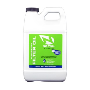 No Toil Evolution Air Filter Oil (Size: 64 oz) 1257500