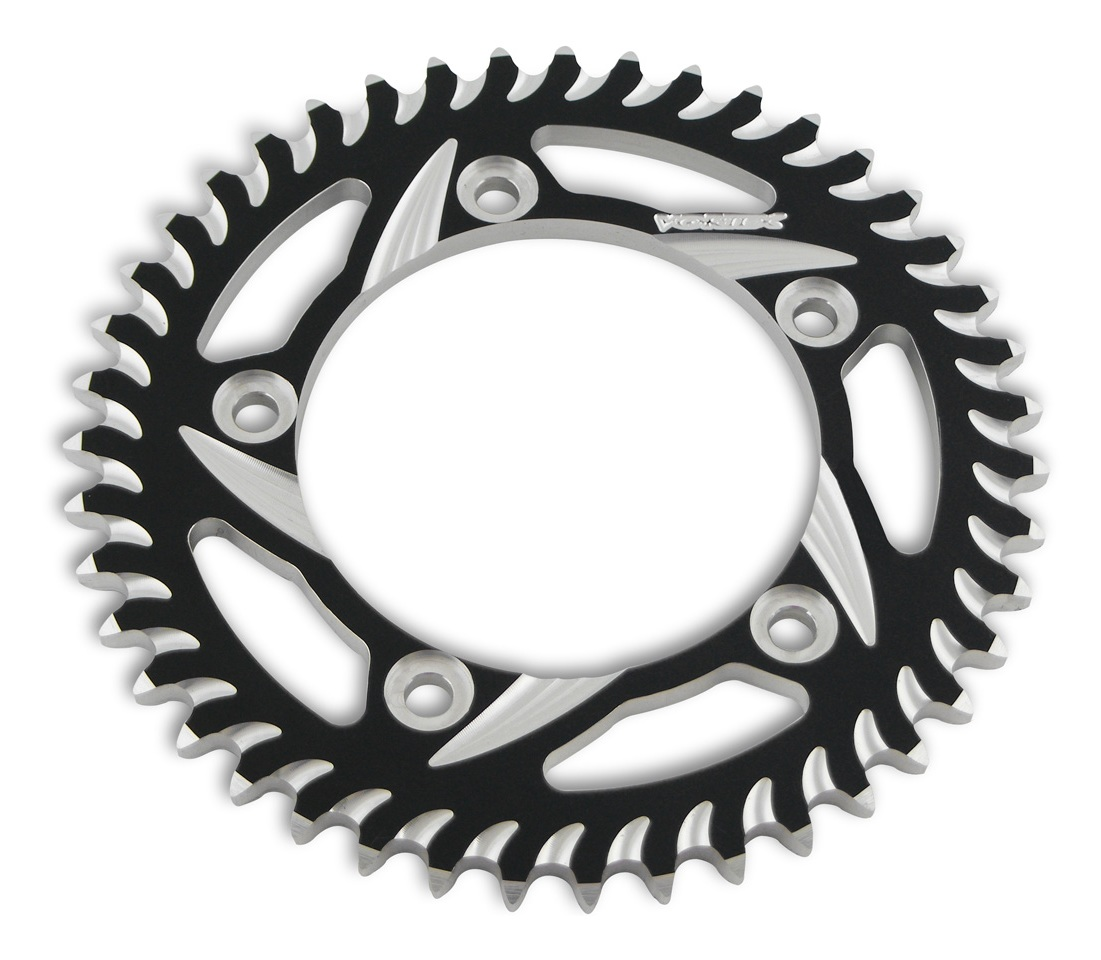 Vortex 525AK-49 Solid Black 49-Tooth Rear Sprocket