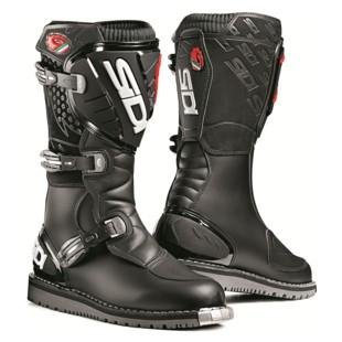 SIDI Discovery Rain Boots (Color: Black / Size: 7/40) 737267