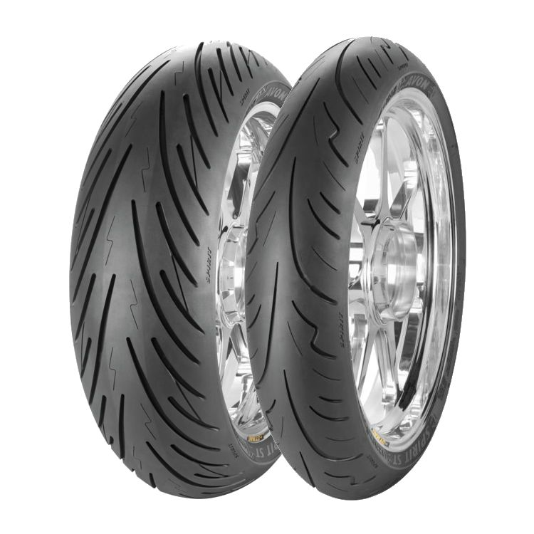 Avon Motorcycle Tires >> Avon Spirit St Tires Cycle Gear